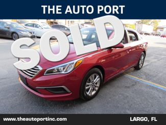 2017 Hyundai Sonata 2.4L | Clearwater, Florida | The Auto Port Inc in Clearwater Florida