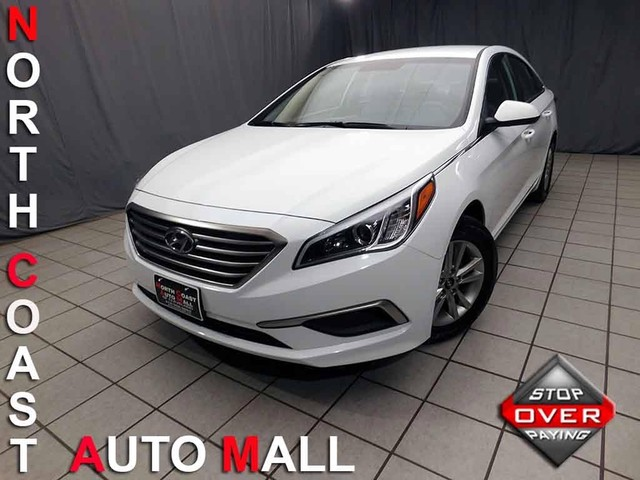 Used 2017 Hyundai Sonata, $14293