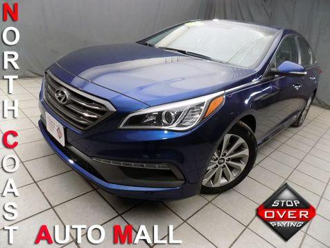 2017 Hyundai Sonata Sport in Cleveland, Ohio