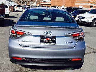 2017 Hyundai Sonata Hybrid SE LINDON, UT 3