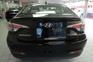 2017 Hyundai Sonata Hybrid W/ BACK UP CAM SE Chicago, Illinois 8