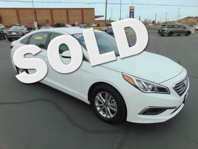 2017 Hyundai Sonata 2.4L   Kingman, Arizona   66 Auto Sales in Kingman Arizona