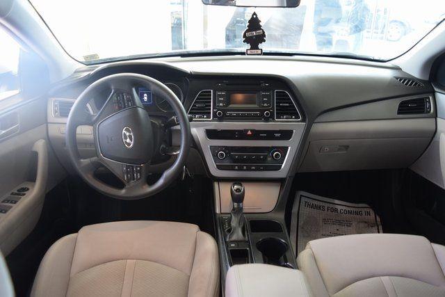 2017 Hyundai Sonata 2.4L Richmond Hill, New York 17