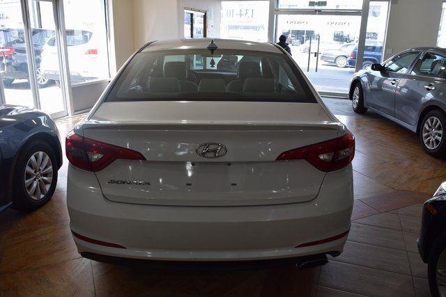 2017 Hyundai Sonata 2.4L Richmond Hill, New York 8