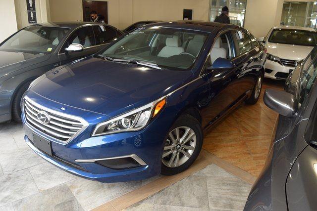 2017 Hyundai Sonata 2.4L Richmond Hill, New York 1
