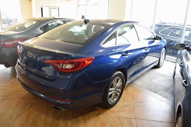 2017 Hyundai Sonata 2.4L Richmond Hill, New York 7
