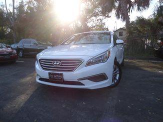 2017 Hyundai Sonata SE. BACK UP CAMERA. ALLOY. SPOILER SEFFNER, Florida 4