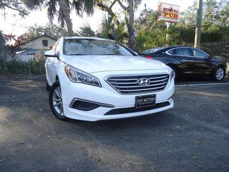 2017 Hyundai Sonata SE. BACK UP CAMERA. ALLOY. SPOILER SEFFNER, Florida 6