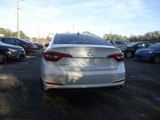 2017 Hyundai Sonata SE. BACK UP CAMERA. ALLOY. SPOILER SEFFNER, Florida 9