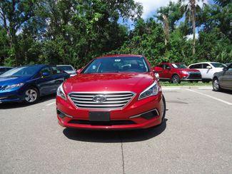 2017 Hyundai Sonata 2.4L SEFFNER, Florida