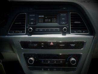 2017 Hyundai Sonata 2.4L SEFFNER, Florida 2