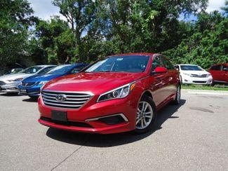 2017 Hyundai Sonata 2.4L SEFFNER, Florida 5