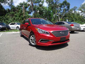 2017 Hyundai Sonata 2.4L SEFFNER, Florida 8