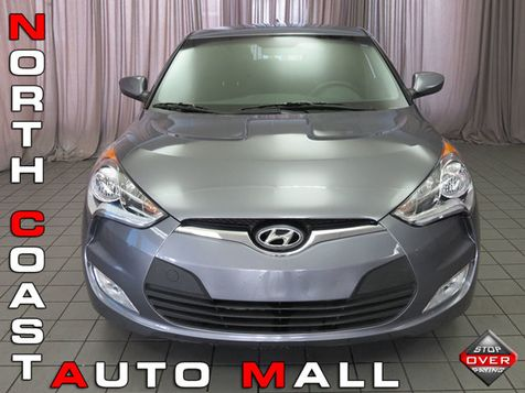 2017 Hyundai Veloster Dual Clutch in Akron, OH