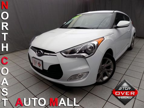 2017 Hyundai Veloster Value Edition in Cleveland, Ohio