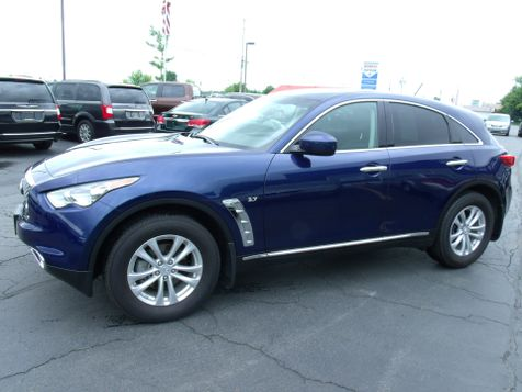 2017 Infiniti QX70 AWD Heated Seats,Rear Camera,Only 9026 miles!  | Rishe's Import Center in Ogdensburg, New York