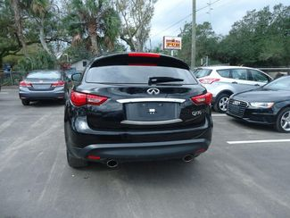 2017 Infiniti QX70 AWD SEFFNER, Florida 10