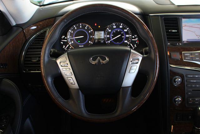 2017 Infiniti QX80 AWD - NAV - SUNROOF - AROUND VIEW! Mooresville , NC 7