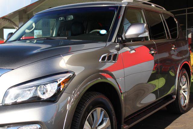 2017 Infiniti QX80 AWD - NAV - SUNROOF - AROUND VIEW! Mooresville , NC 26