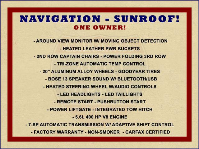2017 Infiniti QX80 AWD - NAV - SUNROOF - AROUND VIEW! Mooresville , NC 1