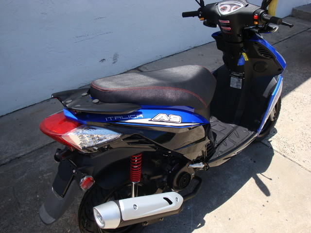 2017 Italica A9 Scooter Daytona Beach, FL 3