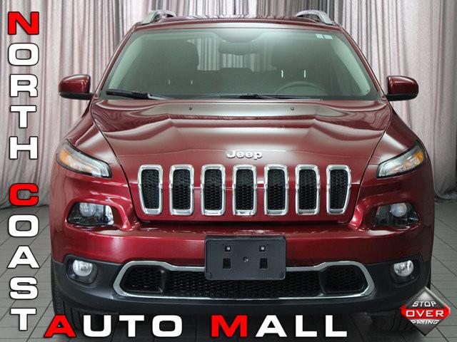 Used 2017 Jeep Cherokee, $21783