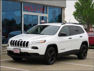 2017 Jeep Cherokee in Des Moines Iowa