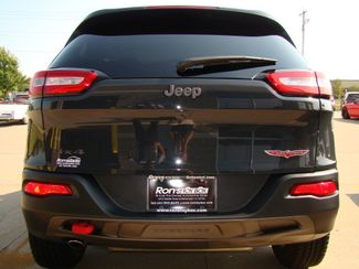 2017 Jeep Cherokee Trailhawk L Plus Bettendorf, Iowa 27