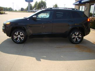 2017 Jeep Cherokee Trailhawk L Plus Bettendorf, Iowa 2