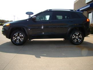 2017 Jeep Cherokee Trailhawk L Plus Bettendorf, Iowa 22