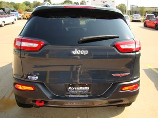 2017 Jeep Cherokee Trailhawk L Plus Bettendorf, Iowa 24