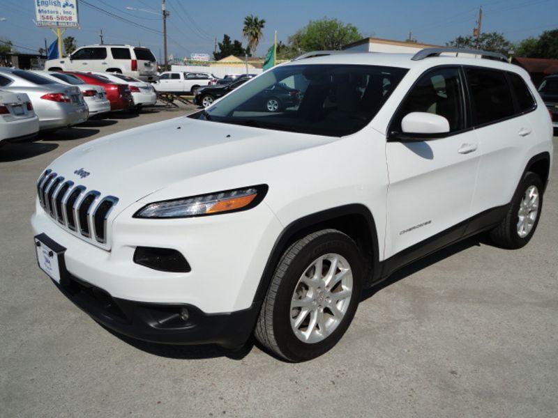 2017 Jeep Cherokee Latitude  Brownsville TX  English Motors  in Brownsville, TX