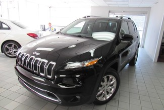 2017 Jeep Cherokee Limited W/ BACK UP CAM Chicago, Illinois 3