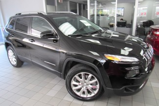 2017 Jeep Cherokee Limited W/ BACK UP CAM Chicago, Illinois