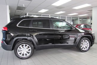 2017 Jeep Cherokee Limited W/ BACK UP CAM Chicago, Illinois 5