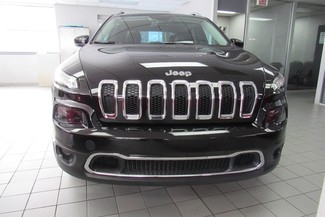 2017 Jeep Cherokee Limited W/ BACK UP CAM Chicago, Illinois 2
