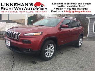 2017 Jeep Cherokee in Bangor, ME