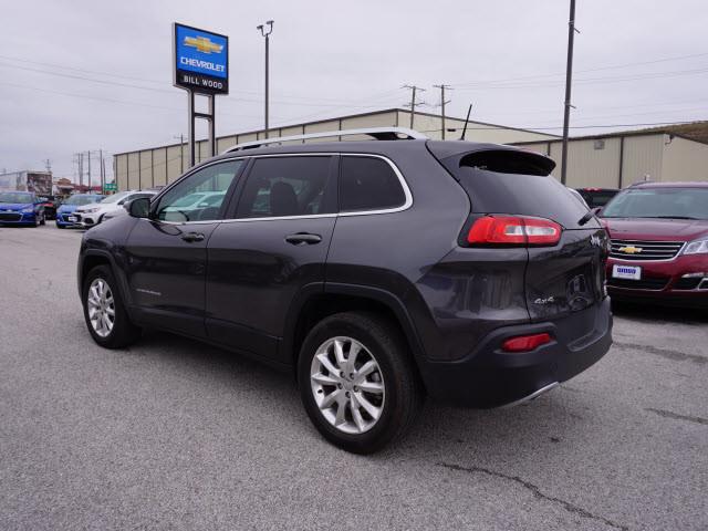 2017 Jeep Cherokee Limited Harrison, Arkansas 1