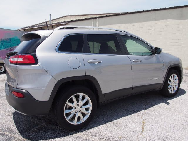 2017 Jeep Cherokee Limited Harrison, Arkansas 3