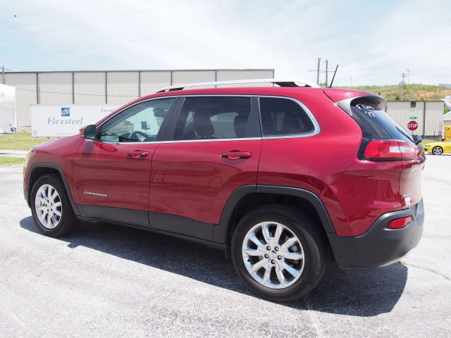 2017 Jeep Cherokee Limited Harrison, Arkansas 2