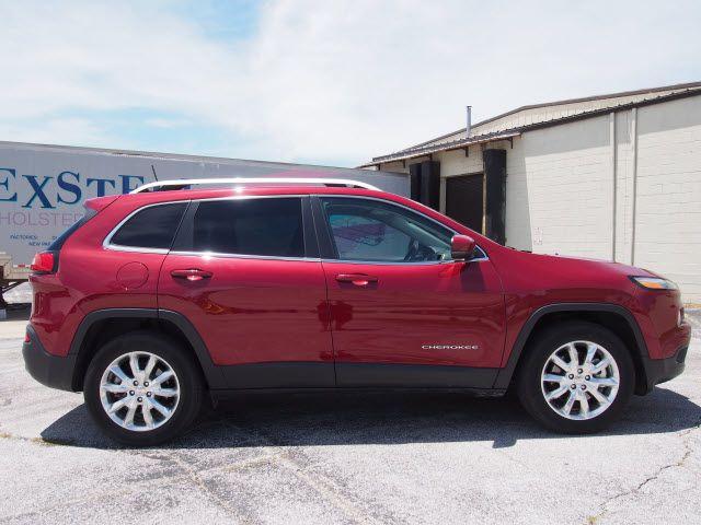 2017 Jeep Cherokee Limited Harrison, Arkansas 4
