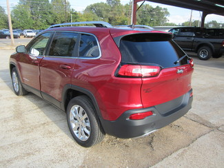 2017 Jeep Cherokee Limited Houston, Mississippi 5