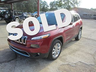 2017 Jeep Cherokee Limited Houston, Mississippi