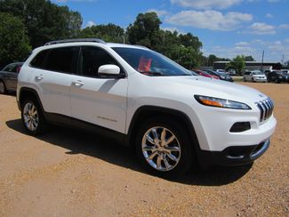 2017 Jeep Cherokee Limited Houston, Mississippi 1
