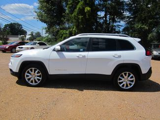 2017 Jeep Cherokee Limited Houston, Mississippi 2
