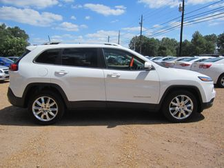 2017 Jeep Cherokee Limited Houston, Mississippi 3