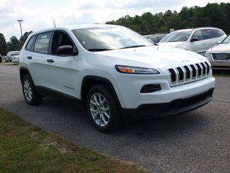 2017 Jeep Cherokee Sport Lineville, AL 4