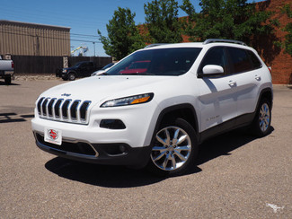 2017 Jeep Cherokee Limited Pampa, Texas