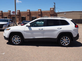 2017 Jeep Cherokee Limited Pampa, Texas 1