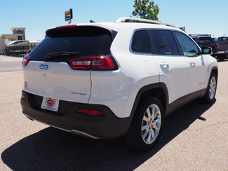2017 Jeep Cherokee Limited Pampa, Texas 2